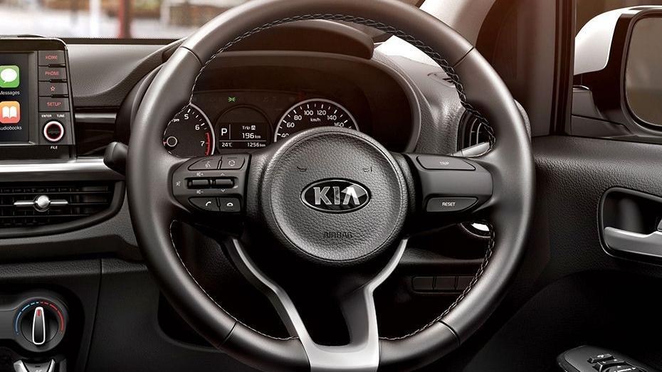 Kia Picanto 2019 Interior 002