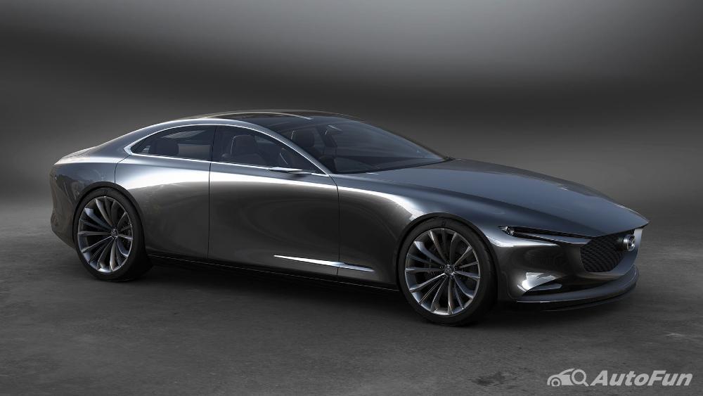 desain Mazda 6 2022