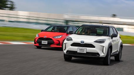 2020 Toyota Yaris Cross International Version Daftar Harga, Gambar, Spesifikasi, Promo, FAQ, Review & Berita di Indonesia   Autofun
