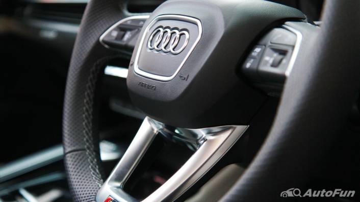 2021 Audi RS 4 Avant Interior 008