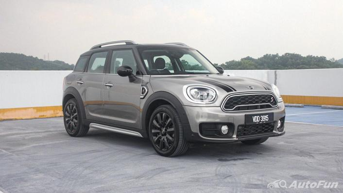 MINI Countryman Copper S Exterior 005