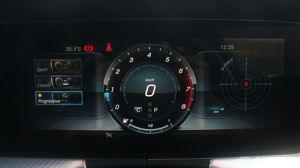 Mercedes-Benz E-Class 2019 Interior 136