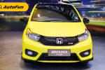 Honda Brio RS 2021 Urbanite Edition Makin Sporty Berkat Body Kit