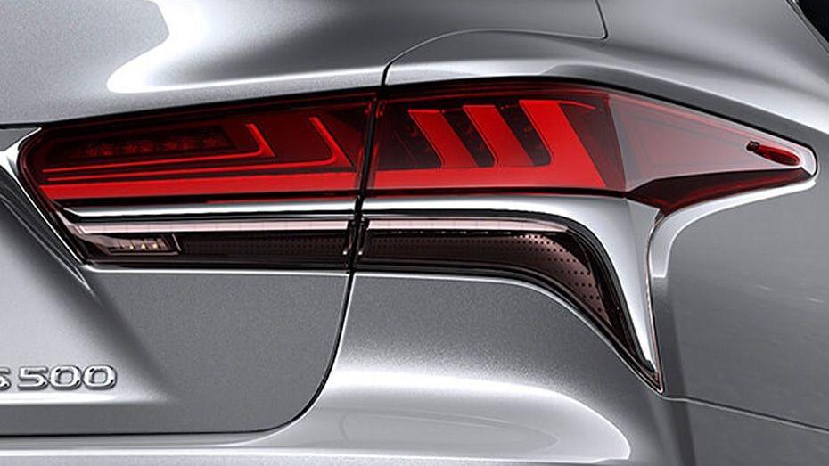 Lexus LS 2019 Exterior 017