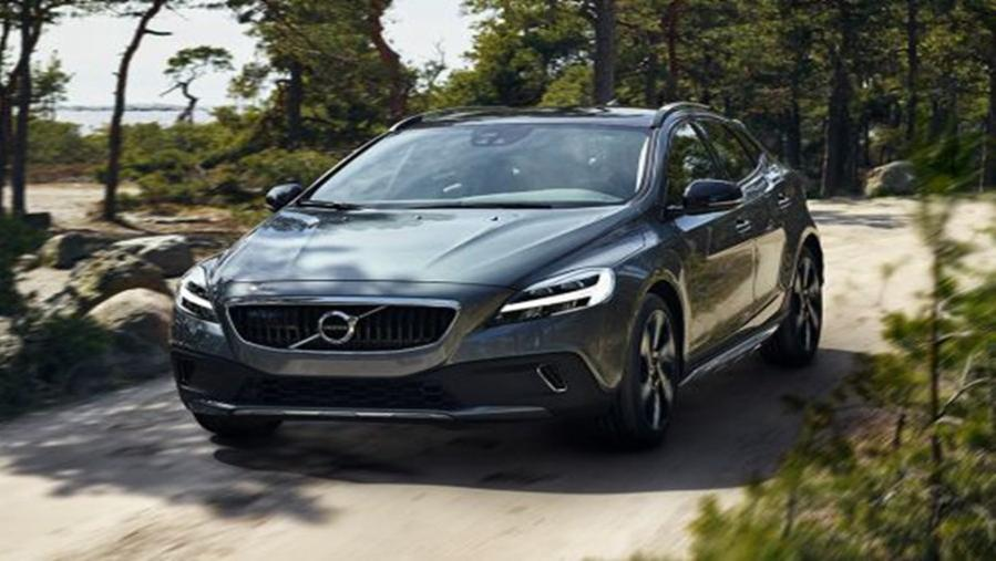 Volvo V40 Cross Country 2019 Exterior 015