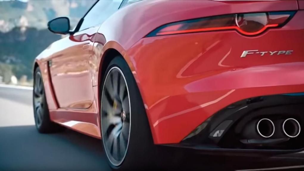 Jaguar F-TYPE 2019 Exterior 010