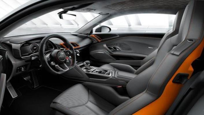 Audi R8 2019 Interior 002