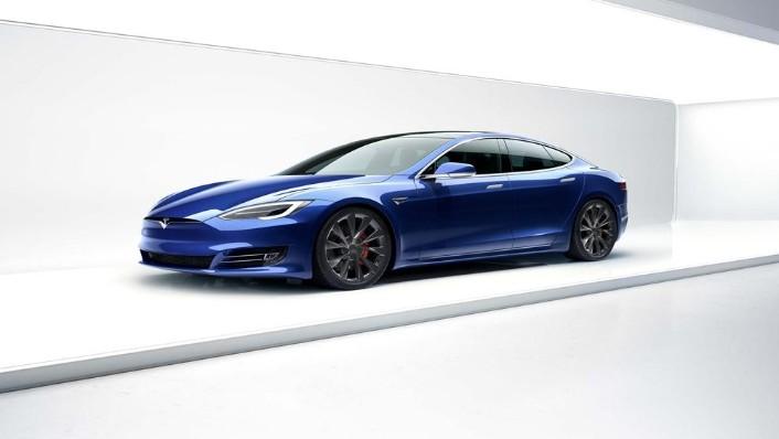 Tesla Model S 2019 Exterior 009