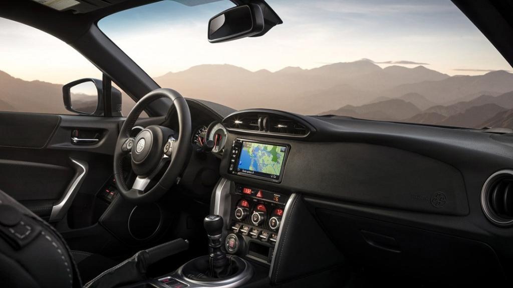 Toyota 86 2019 Interior 002
