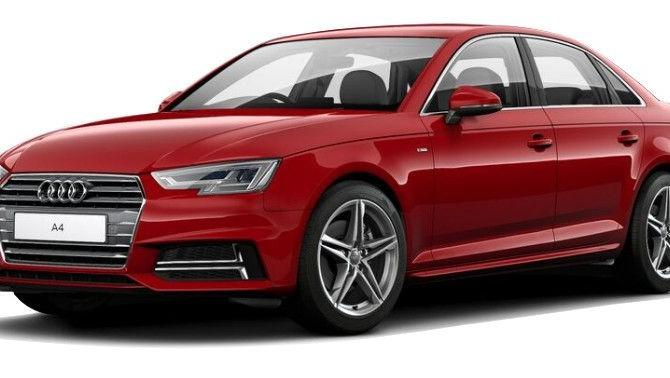 Audi A4 2019 Others 005