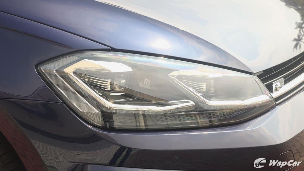 Volkswagen Golf 2019 Exterior 012