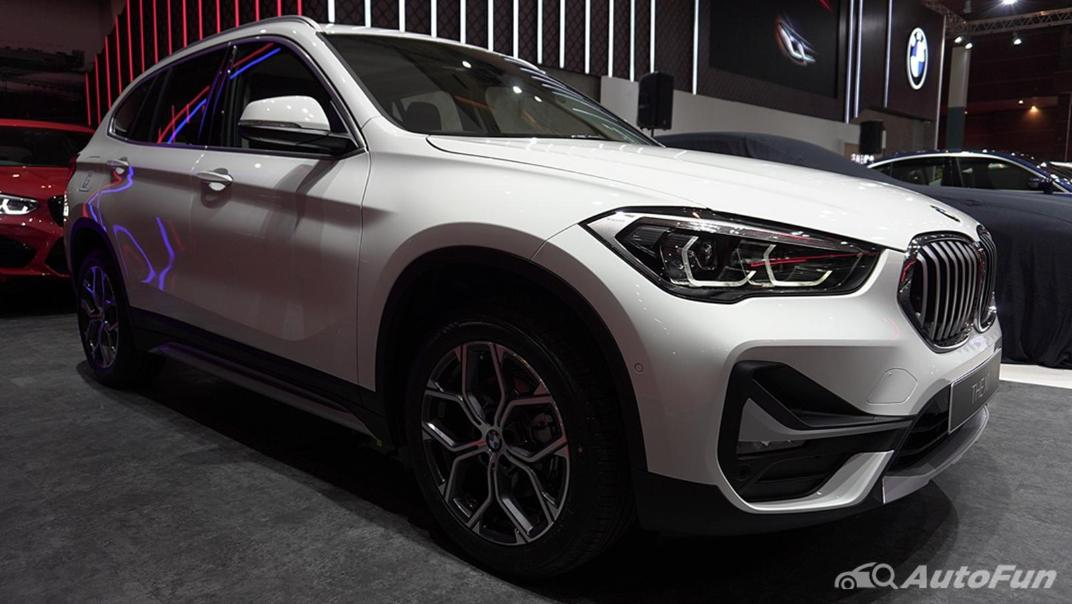 2021 BMW X1 Exterior 002