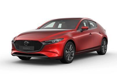 Mazda 3 Skyactive-G 2.0 Hatchback