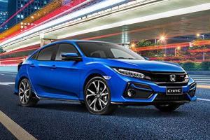 Beragam Ubahan Bikin Honda Civic Hatchback RS Makin Seksi