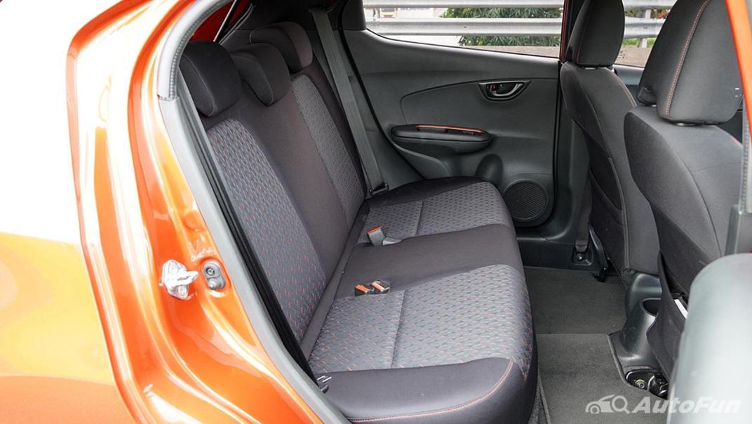 Honda Brio RS CVT Interior 018