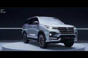 Akhirnya muncul!New Toyota Fortuner Facelift Akhirnya Resmi Meluncur di Indonesia
