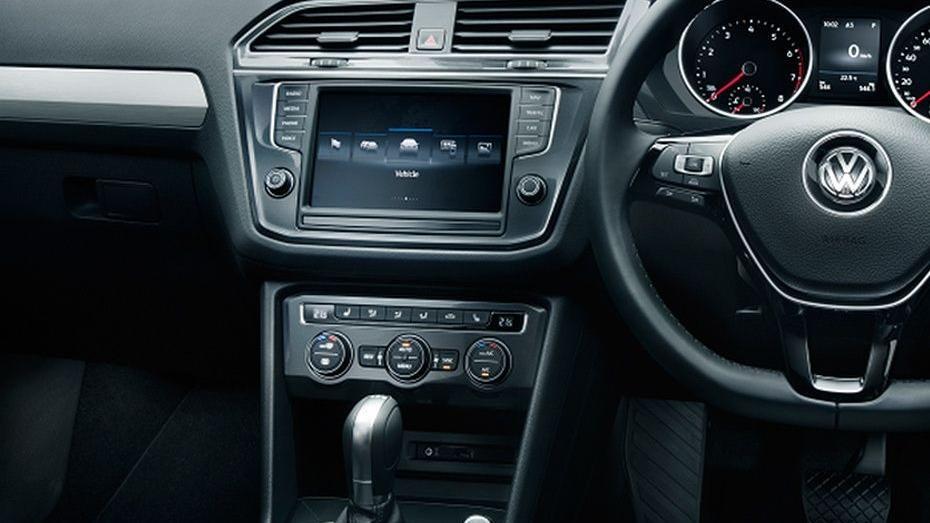 Volkswagen Tiguan 2019 Interior 087
