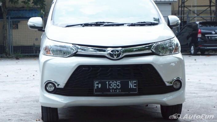 Toyota Avanza Veloz 1.3 MT Exterior 003
