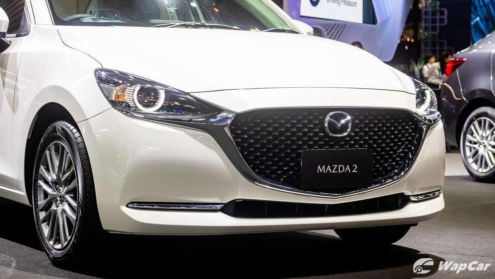 Mazda 2 2019 Exterior 004