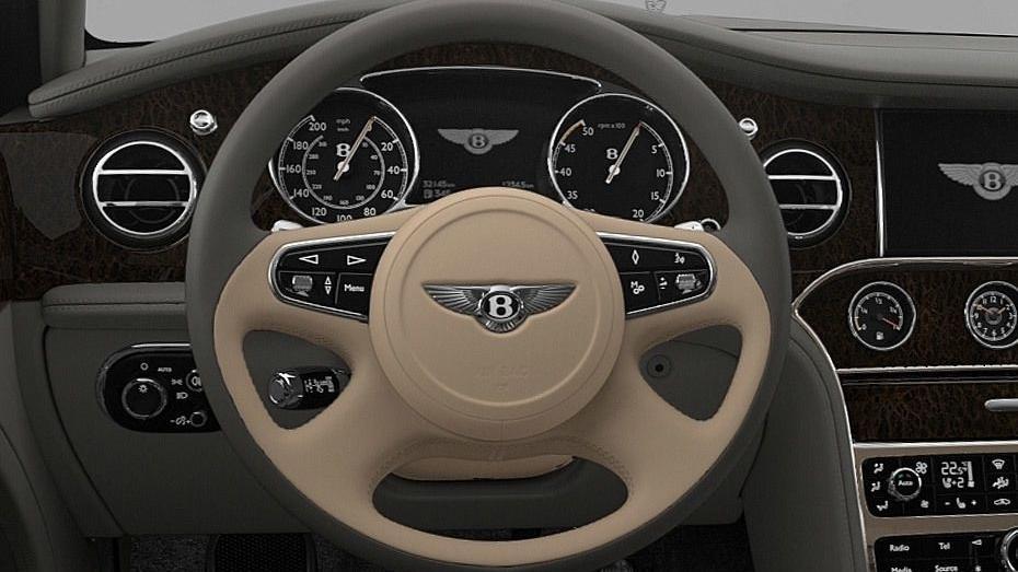 Bentley Mulsanne 2019 Interior 002