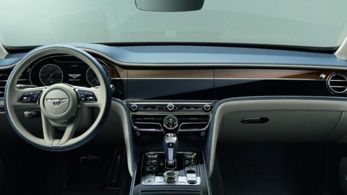 Bentley Flying Spur 2019 Interior 002