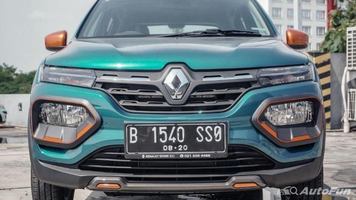 Renault Kwid 2019 Exterior 004