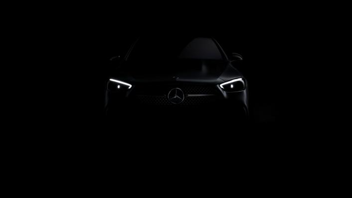 2021 Mercedes-Benz C-Class W206 Upcoming Version Exterior 007