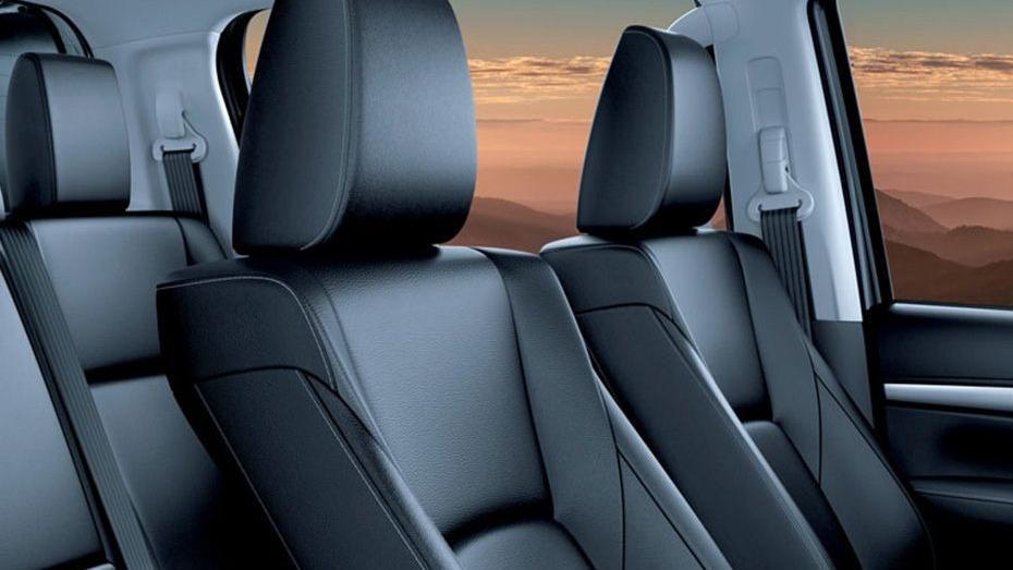 Toyota Hilux 2019 Interior 049