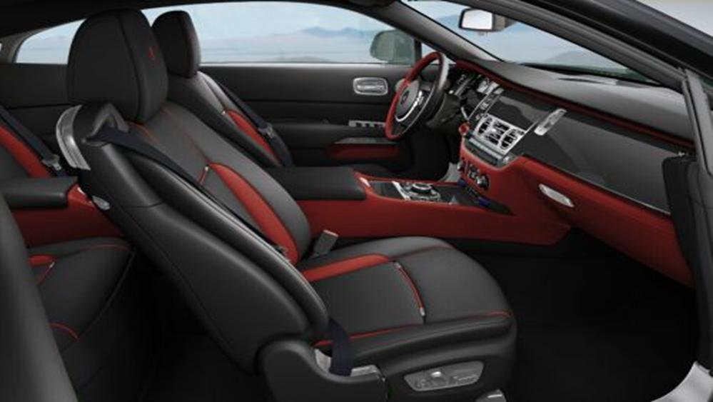 Rolls Royce Wraith 2019 Interior 004