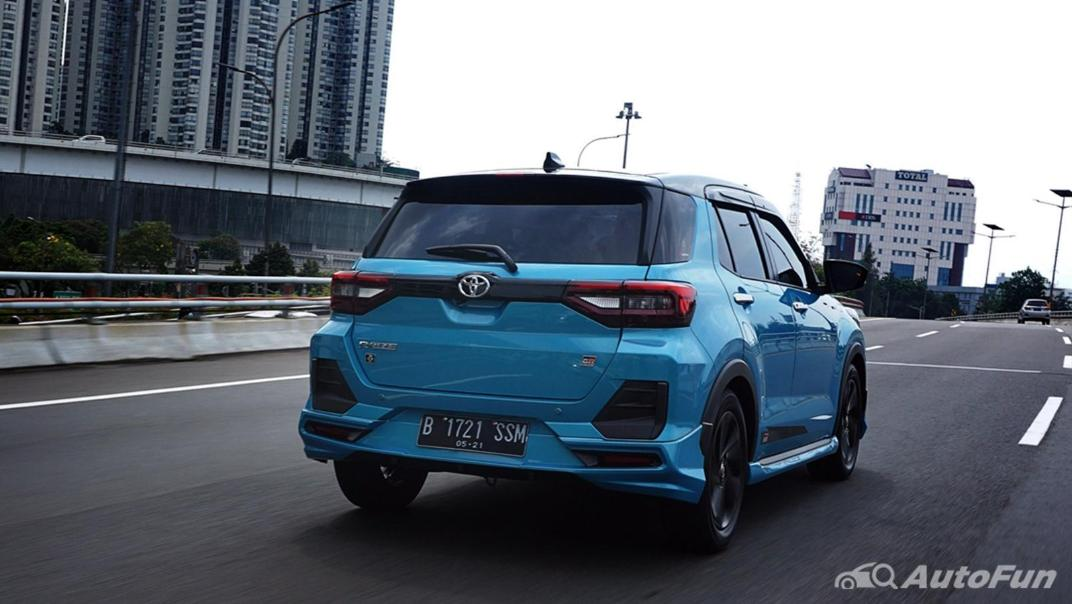 2021 Toyota Raize Exterior 056