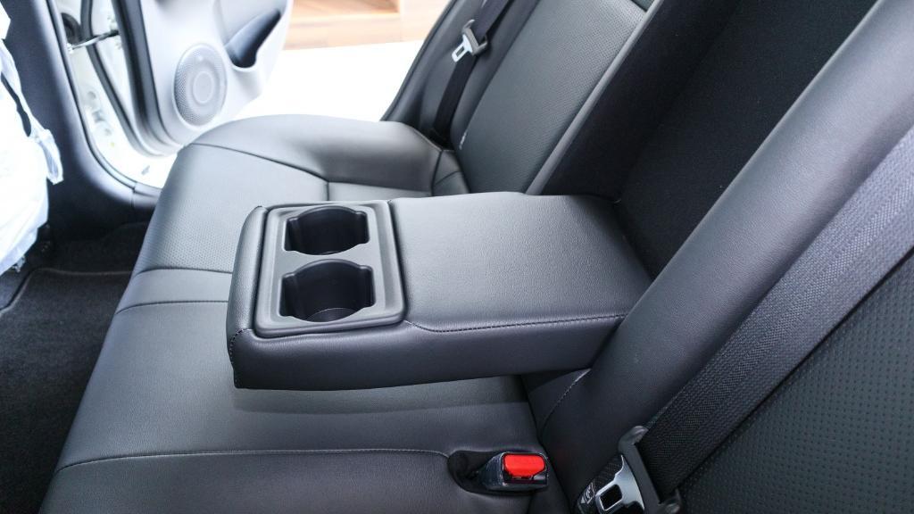Toyota Vios 2019 Interior 027