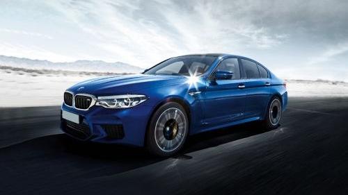 BMW M5 2019 Exterior 001
