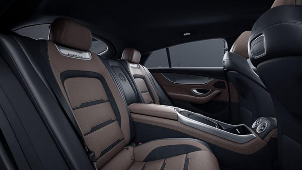 Mercedes-Benz AMG GT 2019 Interior 011