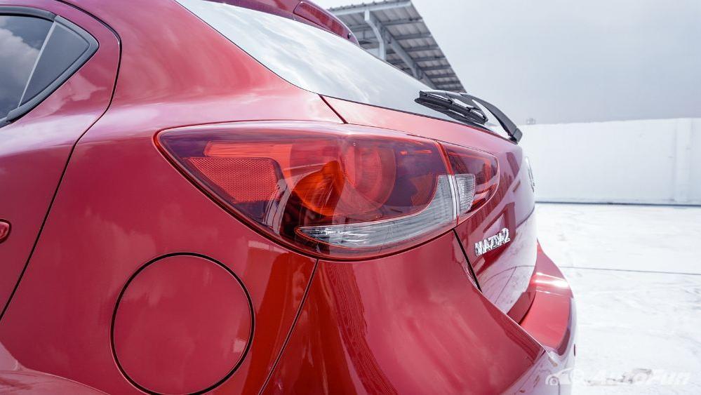 Mazda 2 GT AT Exterior 016
