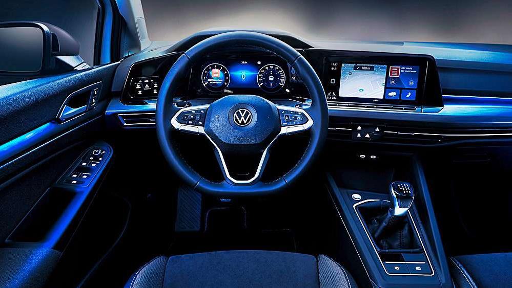 Volkswagen Golf 2019 Interior 061