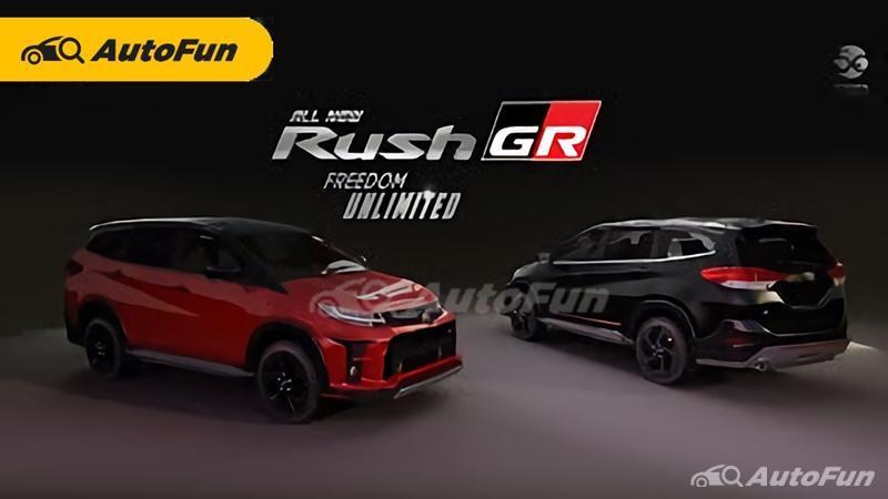 Tampilan Toyota Rush GR Sport Makin Keren, Tambah Fitur dan Harga Naik Rp5 Jutaan 01