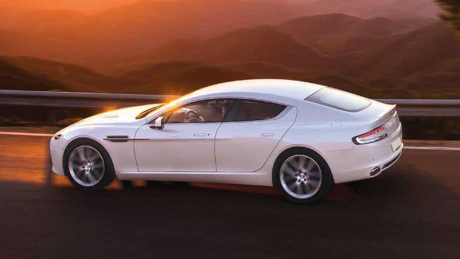 Aston Martin Rapide S 2019 Exterior 009