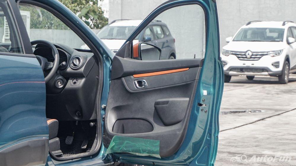 Renault Kwid 2019 Interior 042