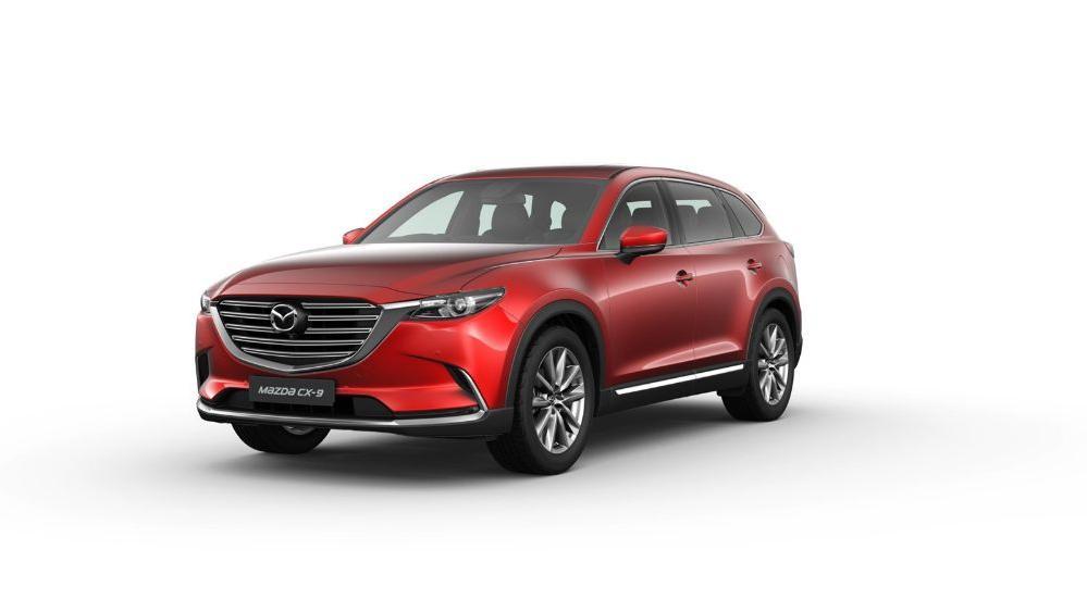 Mazda CX 9 2019 Exterior 001