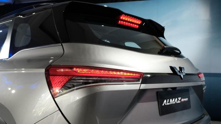 2021 Wuling Almaz RS Exterior 010