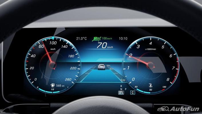 Mercedes-Benz B-Class 2019 Interior 004