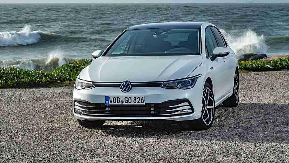 Volkswagen Golf 2019 Exterior 090