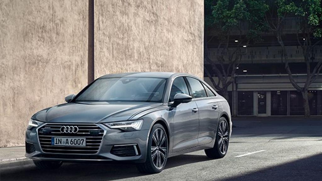 Audi A6 2019 Exterior 005