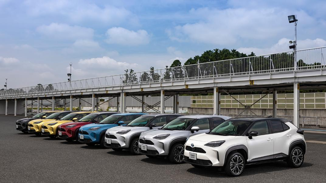 2020 Toyota Yaris Cross International Version Exterior 034