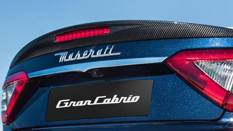 Maserati Grancabrio 2019 Exterior 008