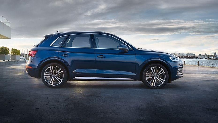 Audi Q5 2019 Exterior 008