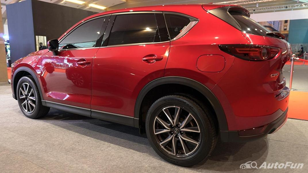 2021 Mazda CX 5 Exterior 004