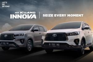 Ini Dia Perbedaan Lengkap Toyota Kijang Innova 2020 dan 2019