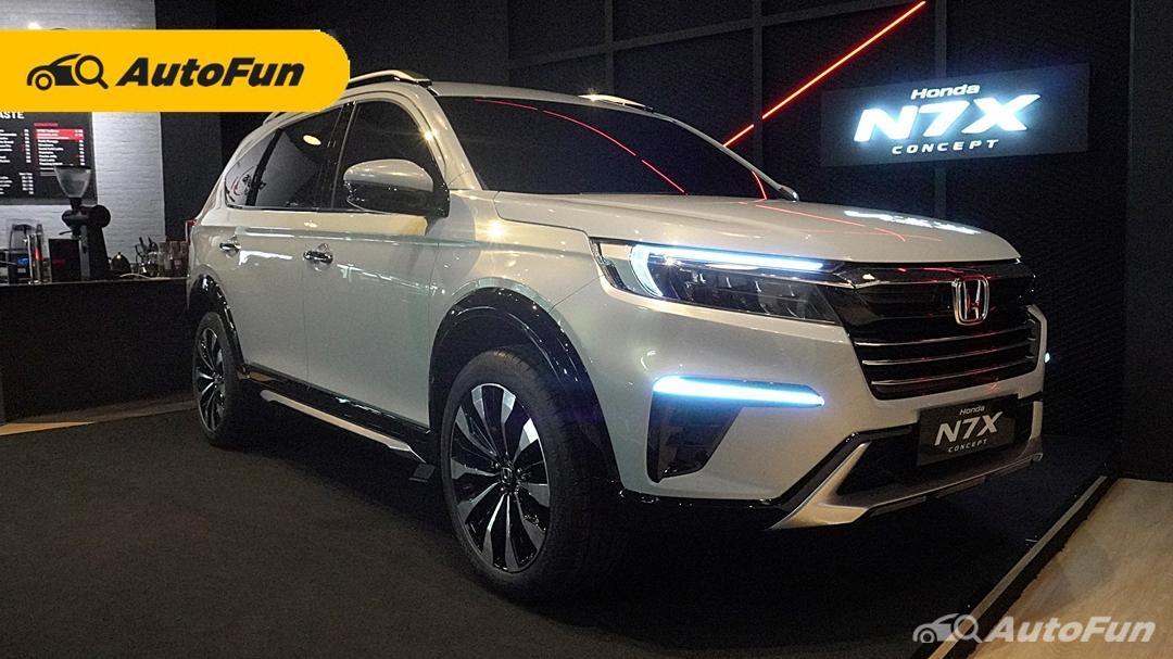 Detail Honda N7X Concept Yang Akan Diproduksi Sudah Tampil di Video Debutnya 01