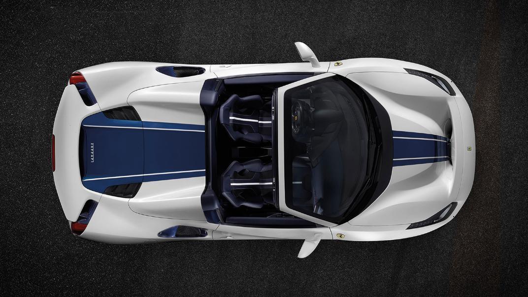 Ferrari 488 Pista Spider 2019 Exterior 002